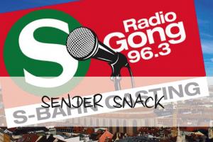 Radio Gong 96.3 S-Bahn Casting