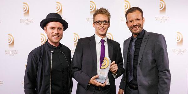 Beitragsbild Gong 96.3 Deutscher Radiopreis 2017