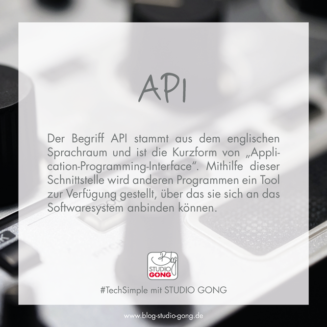 #TechSimple API