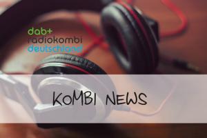 Beitragsbild DAB+ Radiokombi Deutschland
