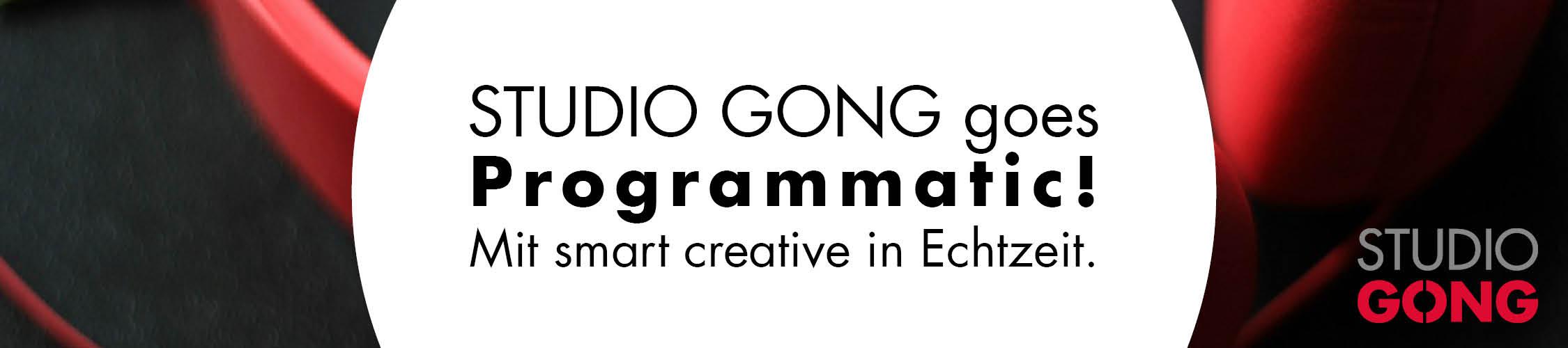 Beitragsbild STUDIO GONG smart creative