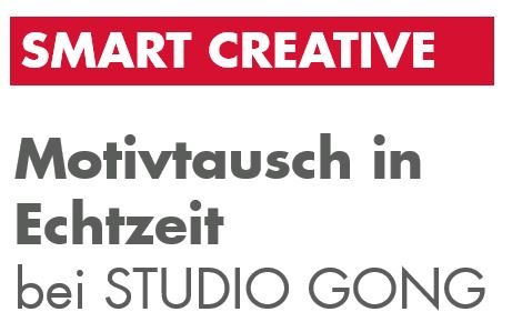 smart creative bei STUDIO GONG