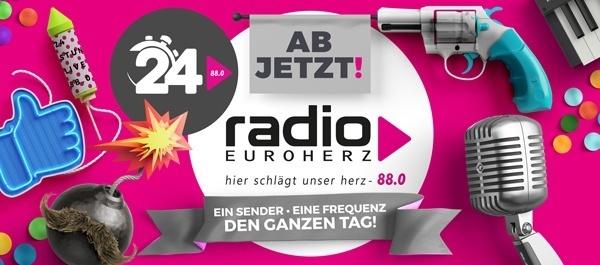 Frequenzen radio Euroherz