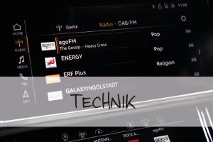 Beitragsbild egoFM Audi A8