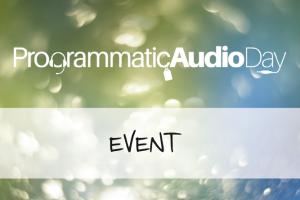 Beitragsbild Programmatic Audio Day 2018