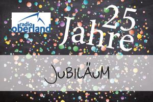 Beitragsbild Radio Oberland Jubiläum