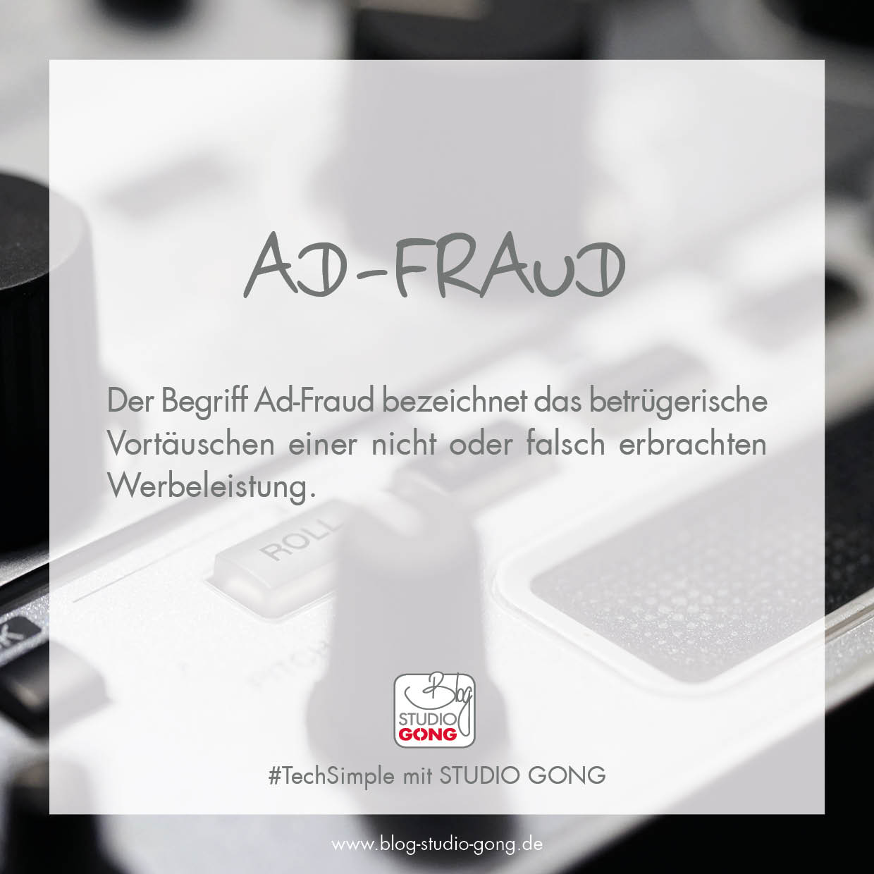 #TechSimple - Ad-Fraud