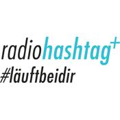 Logo radiohashtag+