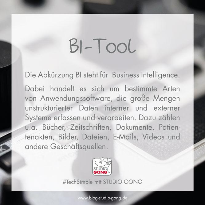 TechSimple BI-Tool