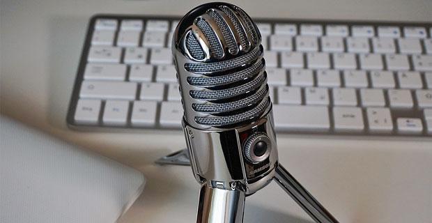 """Beitragsbild """"Blogcast - ein neues Format mit Mehrwert"""""""