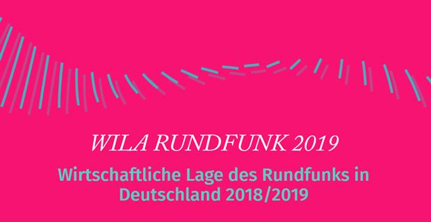 """Beitragsbild zum Artikel """"Die wirtschaftliche Lage des Rundfunks in Deutschland"""""""