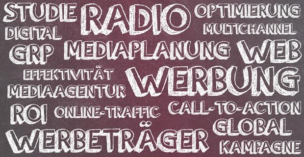 """Beitragsbild zum Artikel """"Studien zeigen die Effektivität von Radio als Werbeträger"""""""
