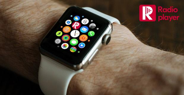 """Beitragsbild zum Artikel """"Radioplayer für Apple Watches"""""""