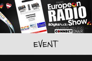 """Vorschaubild zum Artikel """"Rückblick auf die European Radio Show 2020"""""""