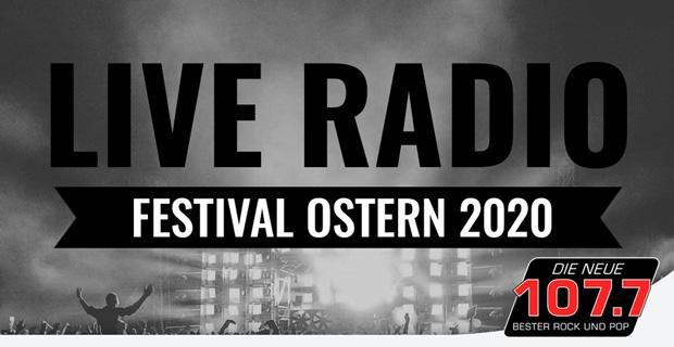 """Beitragsbild zum Artikel """"DIE NEUE 107.7 feierte Osterfest mit Rocklegenden"""""""