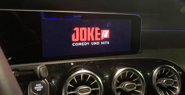 """Beitragsbild zum Artikel """"JOKE FM sendet ab Oktober bundesweit auf DAB+"""""""