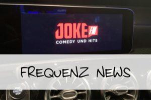 """Vorschaubild zum Artikel """"JOKE FM sendet ab Oktober bundesweit auf DAB+"""""""