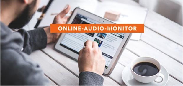 Beitragsbild Online Audio Monitor