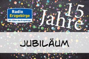 Vorschaubild Jubiläum Radio Erzgebirge