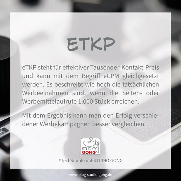 #TechSimple - eTKP