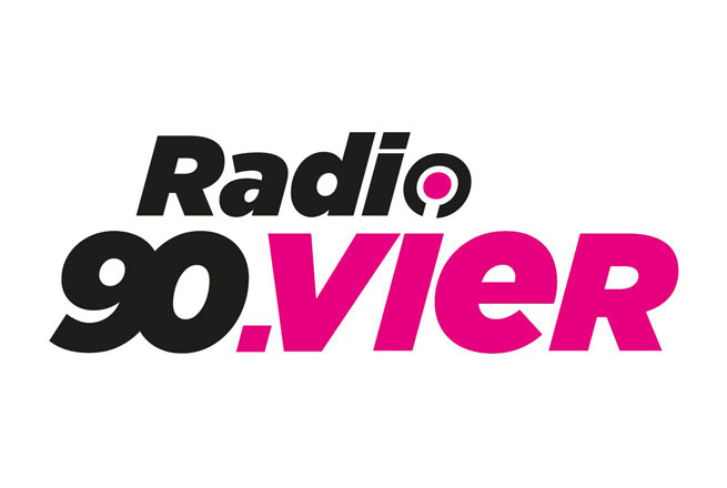 Logo Radio 90.vier