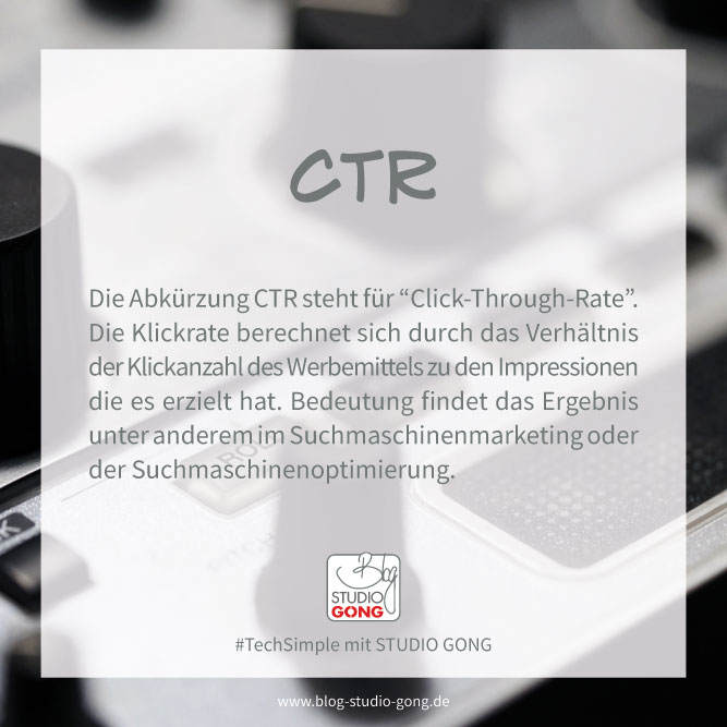 #TechSimple CTR