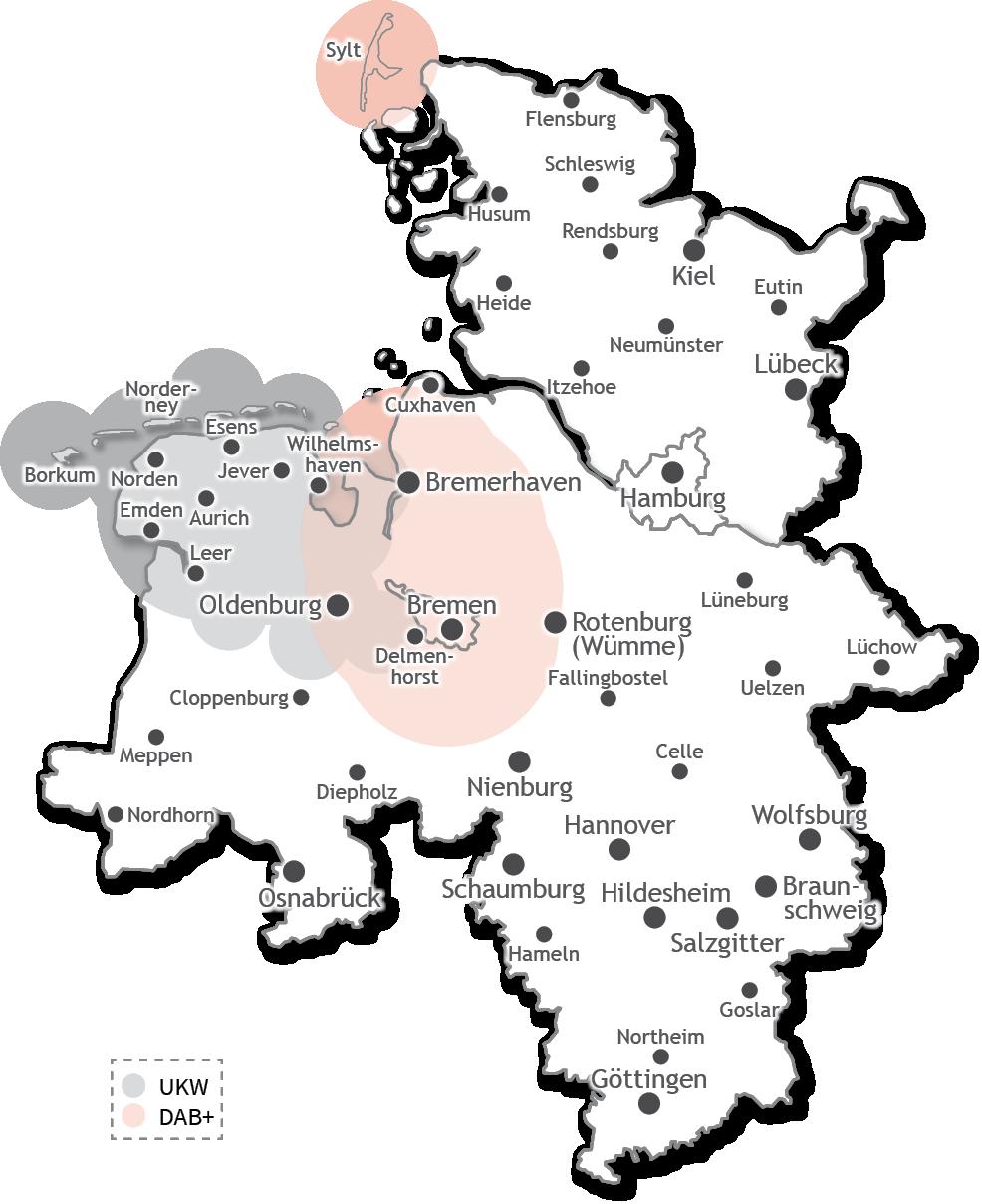 Karte_Radio-Nordseewelle