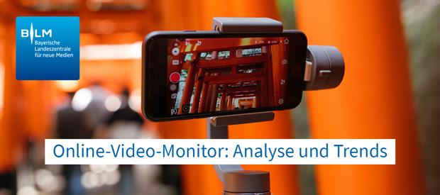"""Beitragsbild zum Artikel """"Online-Video-Monitor 2021 - Markt und Trendanalyse"""""""