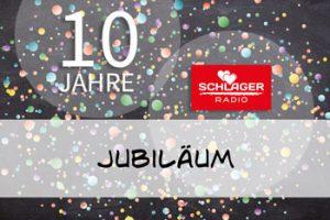 """Vorschaubild zum Artikel """"Jubiläum - 10 Jahre Schlager Radio"""""""