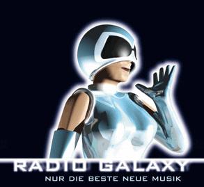 Altes Logo Radio Galaxy