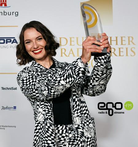 Beitragsbild egoFM gewinnt Deutschen Radiopreis 2021