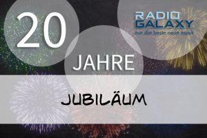 """Vorschaubild zum Artikel """"Radio Galaxy jubelt – gleich vier Mal 20 Jahre"""""""