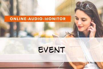 """Vorschaubild zum Artikel """"Online-Audio-Monitor 2021 - spannende Ergebnisse"""""""